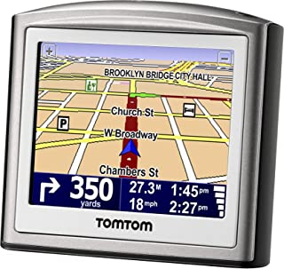TomTom ONE 3rd Edition 3.5-Inch Portable GPS Vehicle Navigator (Discontinued by Manufacturer)