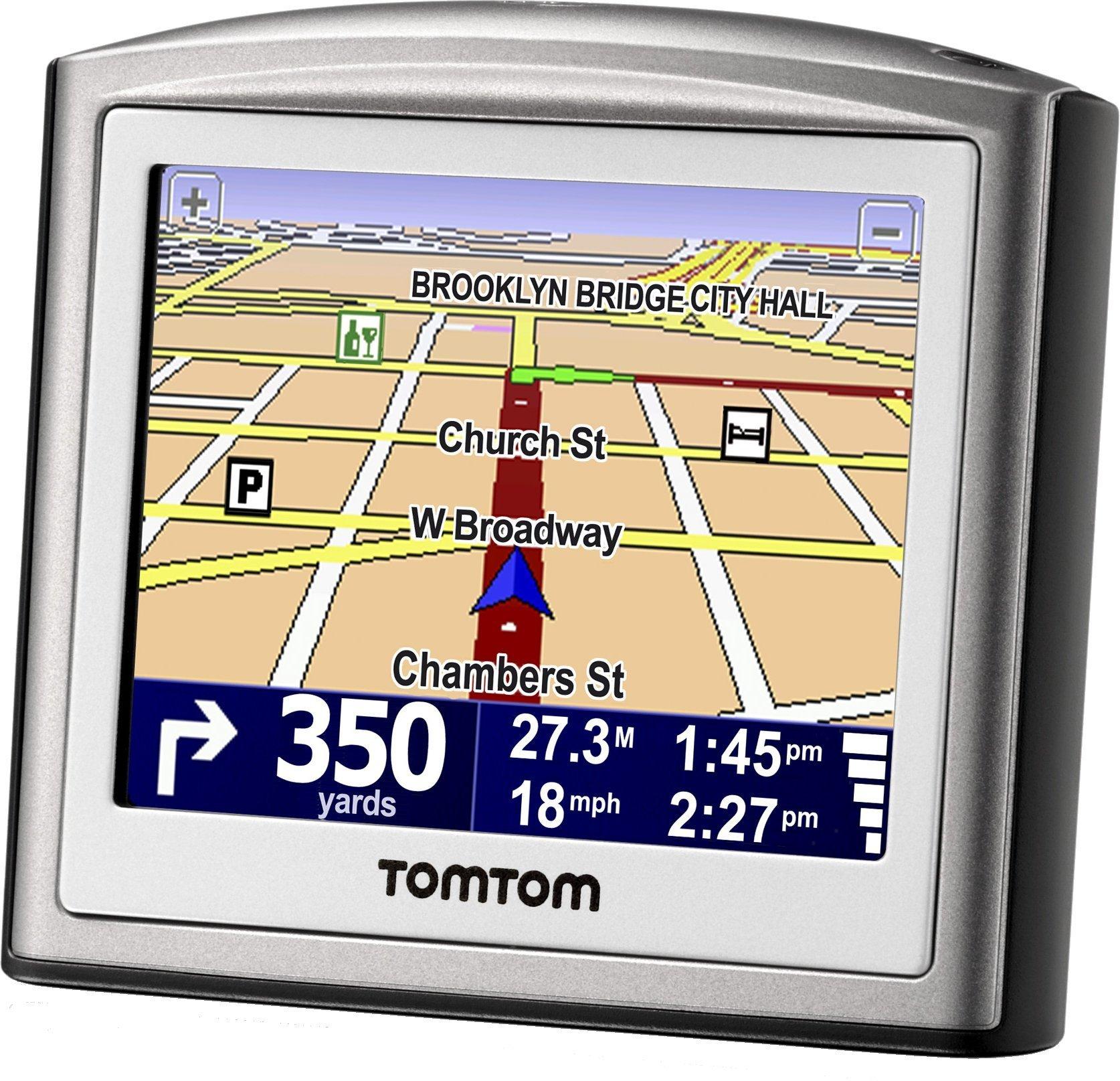 TomTom 3rd Navigator Discontinued Manufacturer