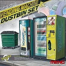 Meng Vending Machine and Dumpster Set