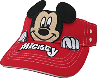 Disney Mickey Mouse Boys Visor Cap