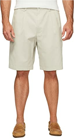 Big & Tall Double Pleat Shorts