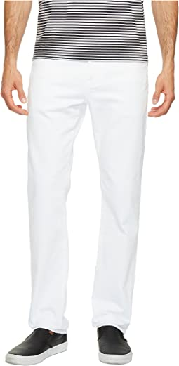 Matchbox Slim Leg Jeans in White