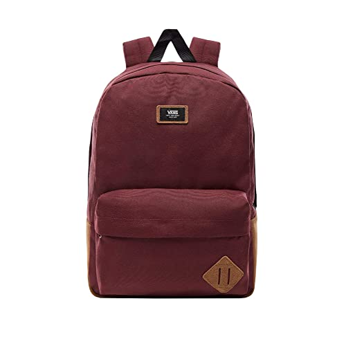 Vans Old Skool Ii Backpack Mochila tipo casual, 39 cm, 22 liters, Multicolor (PORT ROYALE-RUBBER)