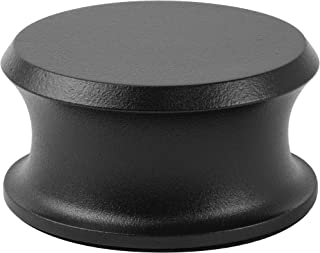 Hudson Hi-Fi BigBen Record Weight Stabilizer with Protective Leather Pad - 13 - Ounce Vinyl Turntable Weight - Durable & S...
