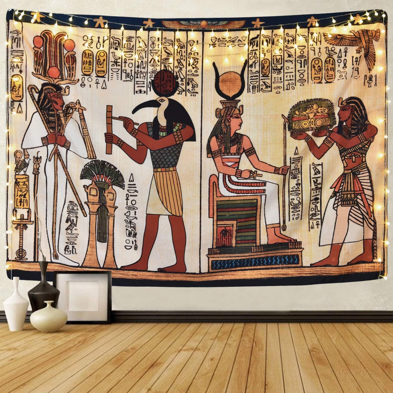 Sevenstars Egyptian Popular Tapestry Ancient Egypt Eg Mythology Regular discount
