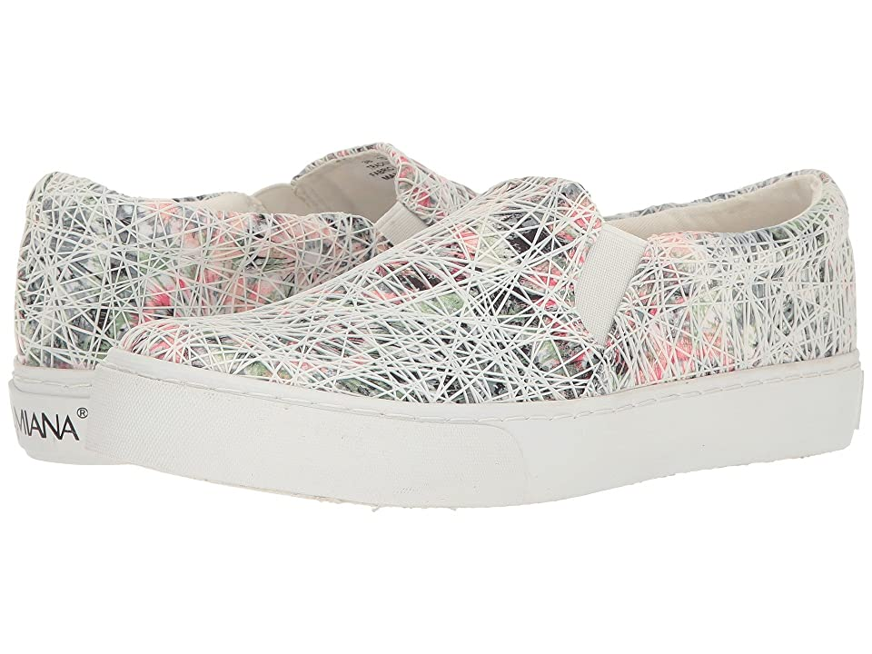 Amiana 15-A5327 (Little Kid/Big Kid/Adult) (Pink Floral Webbed Mesh) Girl