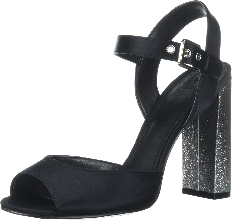 GUESS Women's Dedee Heeled Sandal