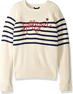 Tommy Hilfiger Girls' Pullover Fashion Sweater