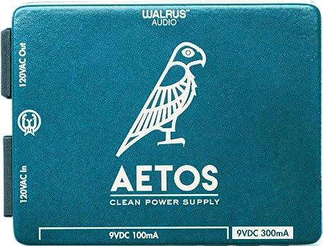 Walrus Audio Aetos 8-Output 120V Power Supply Blue /& White