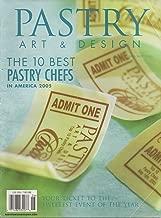 Pastry Art & Design Magazine, June/July 2005