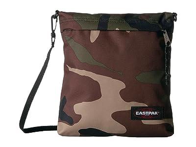 EASTPAK Lux (Camo) Cross Body Handbags