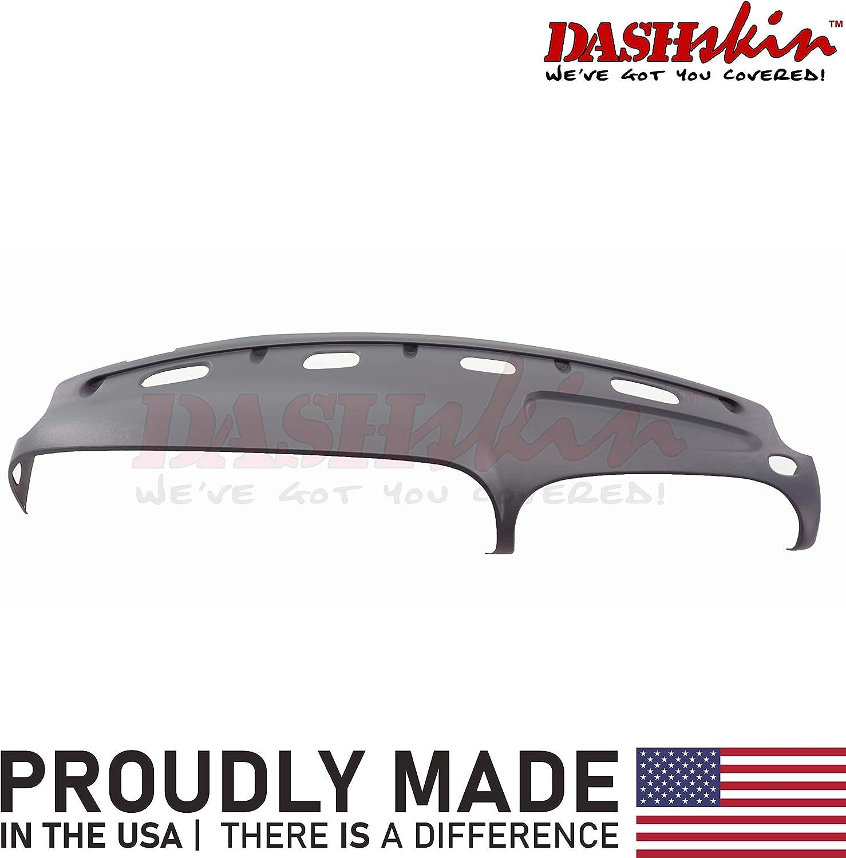 Luxury DashSkin Molded Dash Cover 2021 model Compatible with 98-01 Ram Dodge Mi in
