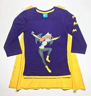 DC SUPERHERO GIRLS Round Neck T-Shirt For Girls
