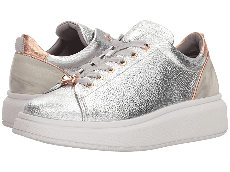 852d8163649 Ted Baker Ailbe (Silver Leather) Women