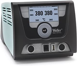 Weller WX2 200W, 120VDigital Soldering Iron Power Unit With Dual Power Sources