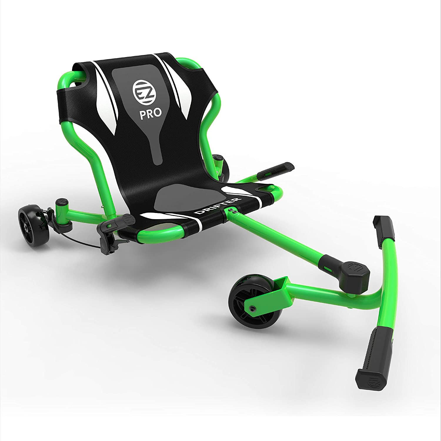 EzyRoller New Drifter Pro-X Ride on Toy for Kids or Adults, Ages 10 and Older Up to 200 lbs.- Green