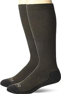 Dickies Men's Light Comfort Compression Over-The-Calf Socks