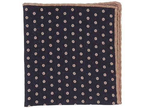 eleventy Dot Print Pocket Square