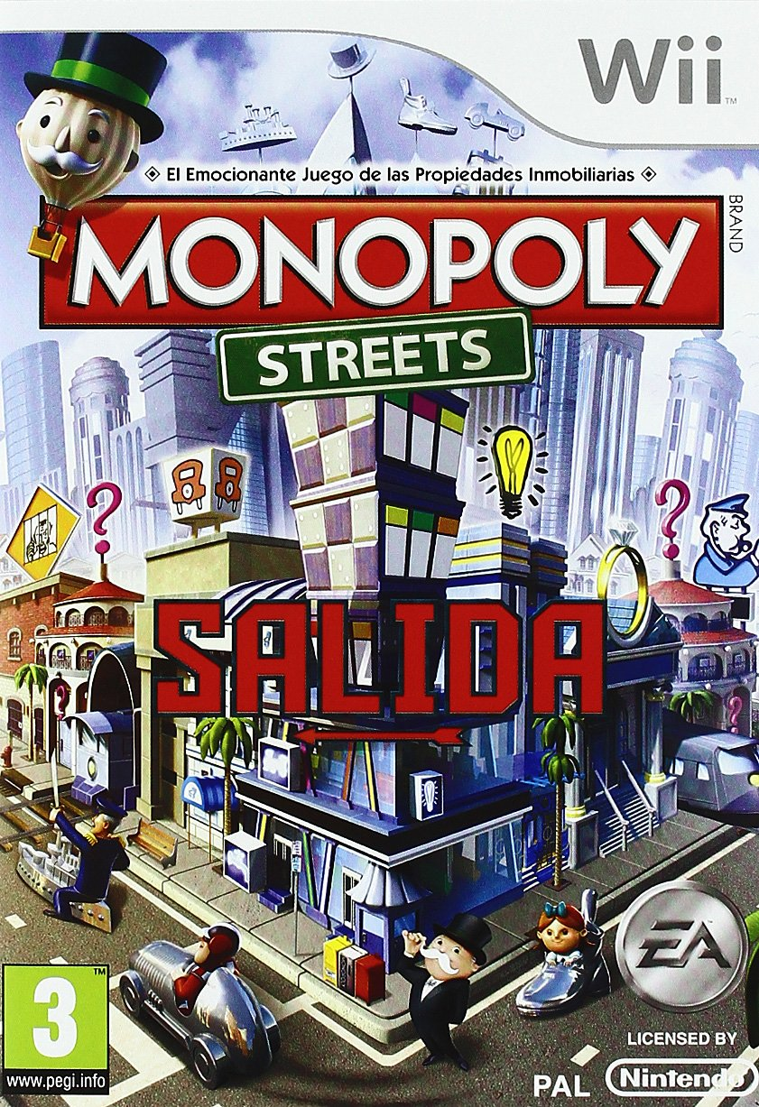 Monopoly Streets + Trivial Pursuit: Amazon.es: Videojuegos