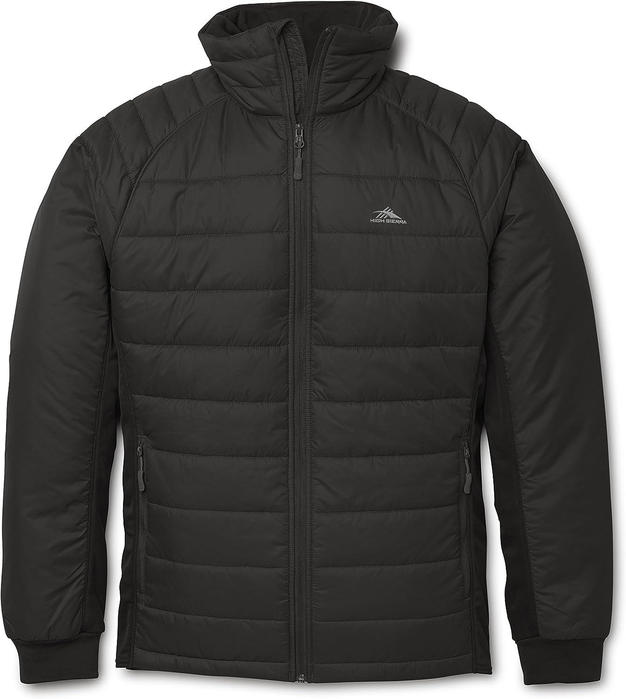 High Sierra Men's Molo Hybrid Jacket