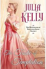The Taste of Temptation (The Matchmaker of Edinburgh Series Book 2) Kindle Edition