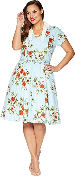 Plus Size Campbell Swing Dress