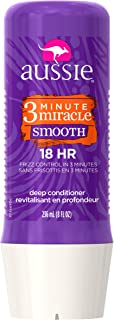 Creme De Tratamento Aussie Smooth 3 Minutos Miracle 236ml
