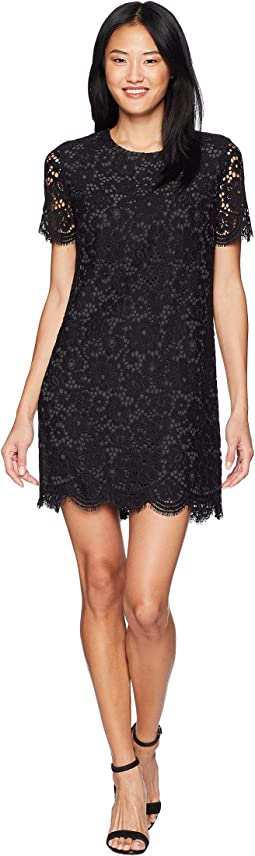 Bucharest Floral Lace Dress