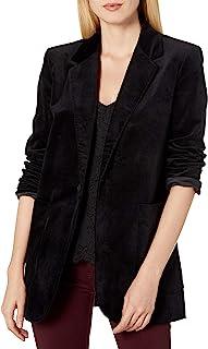 AG Adriano Goldschmied Baylee Womens Oversized Velvet Blazer