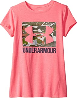 Under Armour Kids - UA Camo Fill Tee (Big Kids)