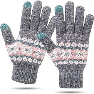 Best women's touchscreen gloves Reviews