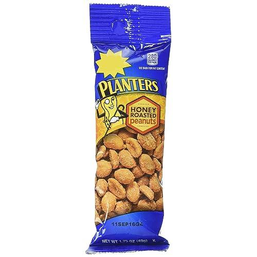 Amazon.com : Planters Honey Roasted Peanuts, 1.75 oz Tubes (Pack of on amazon home, amazon hammocks, amazon fire pits, amazon wall art, amazon lamps,