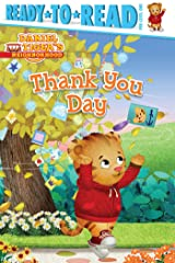 Thank You Day Kindle Edition
