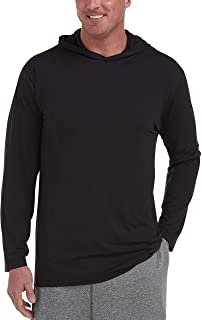 Men's Big & Tall Tech Stretch Long-Sleeve Pullover Hoodie fit by DXL