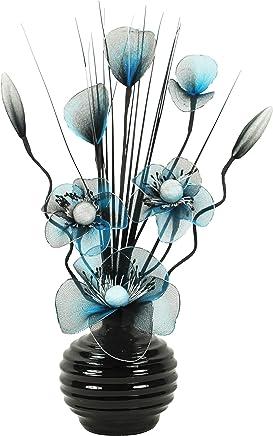 Amazones Flores Azules Artificiales Arreglos Florales