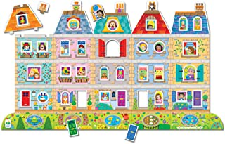 The Learning Journey - Puzzle Doubles! Create A Scene - Neighborhood - Toddler Games & Gifts for Boys & Girls Ages 3 Years...
