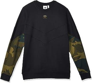 adidas Men's Camo Crew Sweatshirt