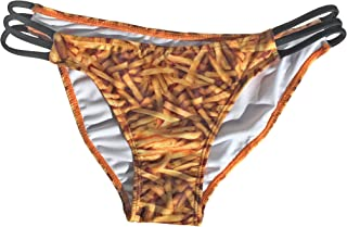Realistic French Fries Bikini Bottoms
