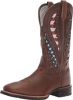 حذاء رعاة البقر الغربي Venttek للرجال من Ariat