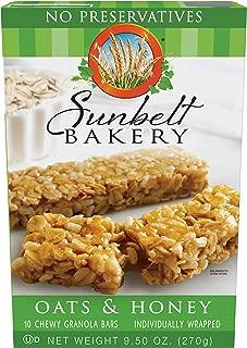 Best sunbelt bakery oats and honey Reviews