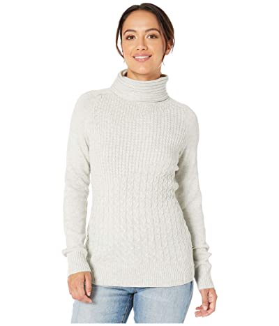 Smartwool Dacono Ski Sweater (Ash Heather) Women
