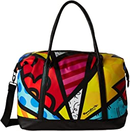 Britto New Day Large Travel Duffel