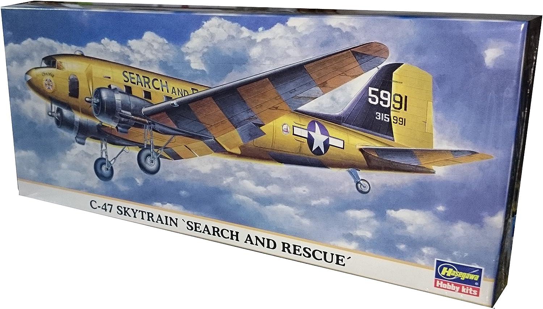 Hasegawa C-47 Skytrain 'SEARCH AND RESCUE'
