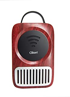 Clikon – Portable Bluetooth Speaker With Dedicated Controls, 12 Hour Play Time, 10-15M Range, 2x 5W Speakers, 3.5mm Aux, M...