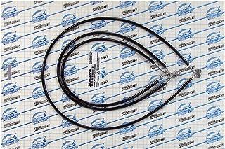 EZ Slider Cable, Fits 1964-1967 Dodge Plymouth Non Air (3 pcs Set) #26-60465H