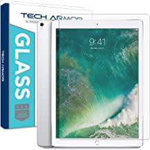 Tech Armor Ballistic Glass Screen Protector for Apple iPad Pro 12.9-inch (2017) [1-pack]
