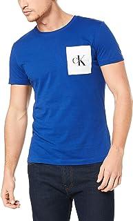 Calvin Klein Jeans Men's Monogram Pocket Slim Tee