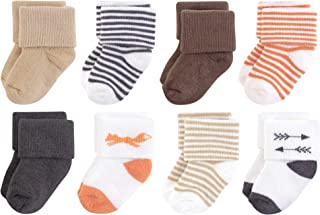 Baby Boys' Organic Cotton Socks