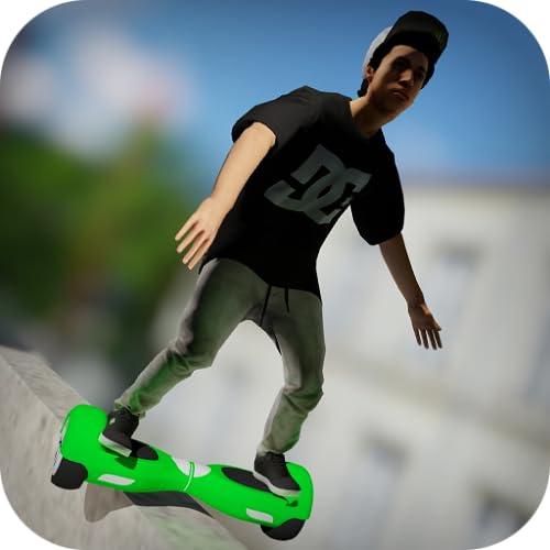 Hoverboard Simulator 3D