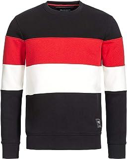 Caballeros Gavel Sudadera con Puños Acanalados | Caliente De Moderno Invierno Sweater Jersey Hombre para Hombres